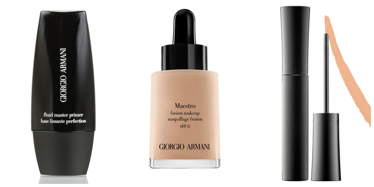 Fluid master primer матирующая основа под макияж giorgio armani