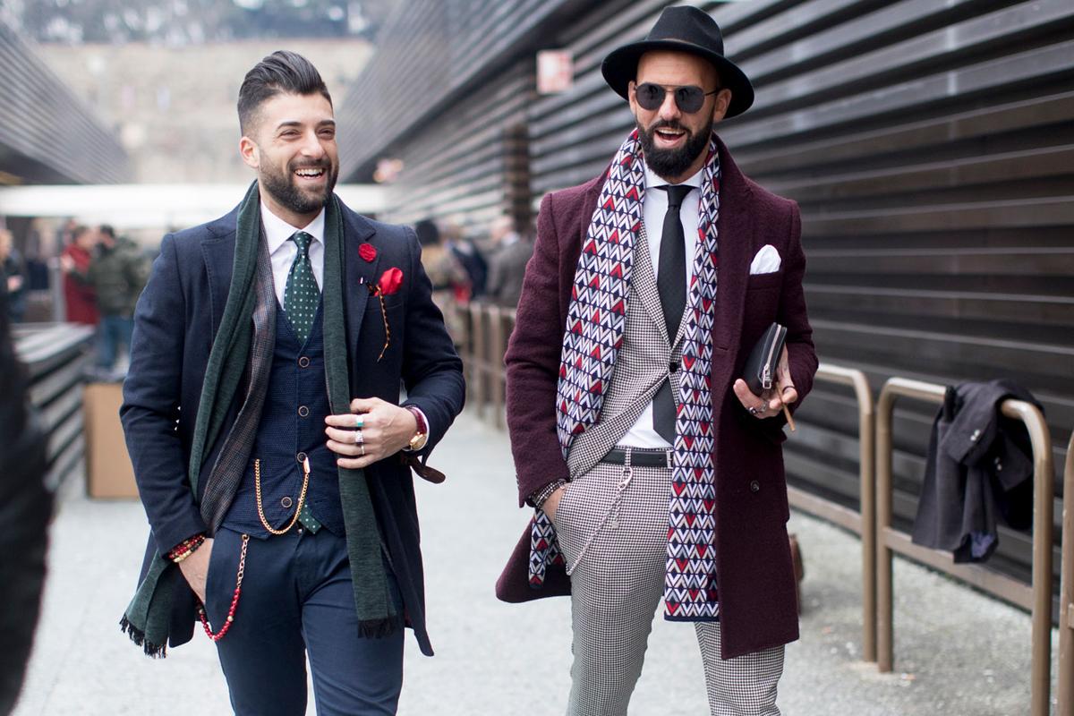 том, модные мужчины со всего мира фото находится