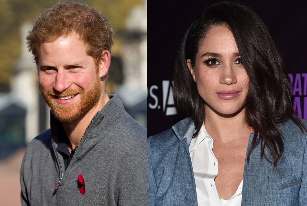 Принц Гарри объявил освязи самериканской артисткой