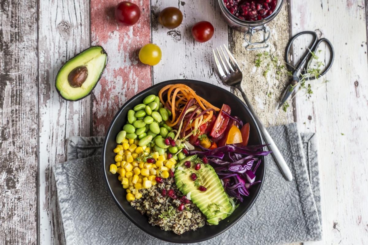 Правильное питание продукты на ужин